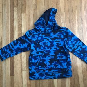 GYMBOREE BOYS PULLOVER HOODIE